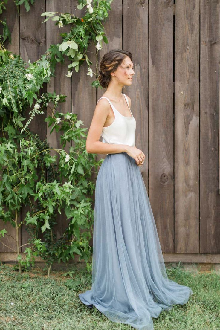 Louise Tulle Skirt by Jenny Yoo for BHLDN
