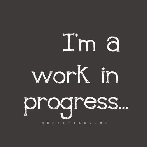 Believe in yourself and keep working hard.
