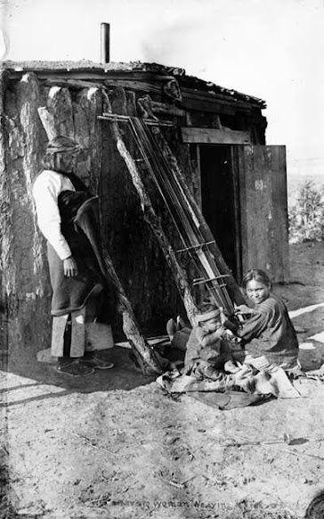 Mariano - Navajo - circa 1885
