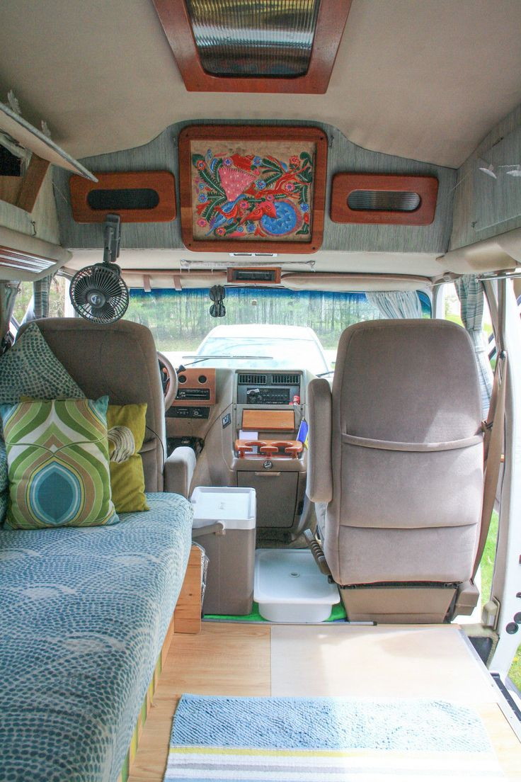 Chevrolet G20 Van Camper Conversion