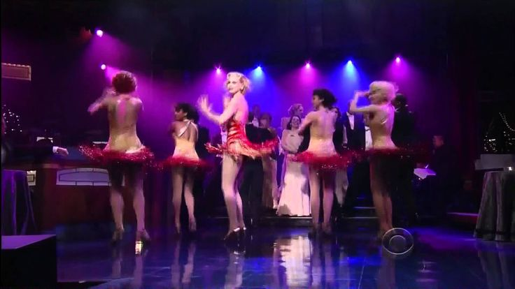 """Sutton Foster and the cast performing """"Blow, Gabriel, Blow"""" from the 2010-11 revival of """"Anything Goes"""" on Letterman (4/14/11) I OWN NO RIGHTS- JUST A FAN!!"""