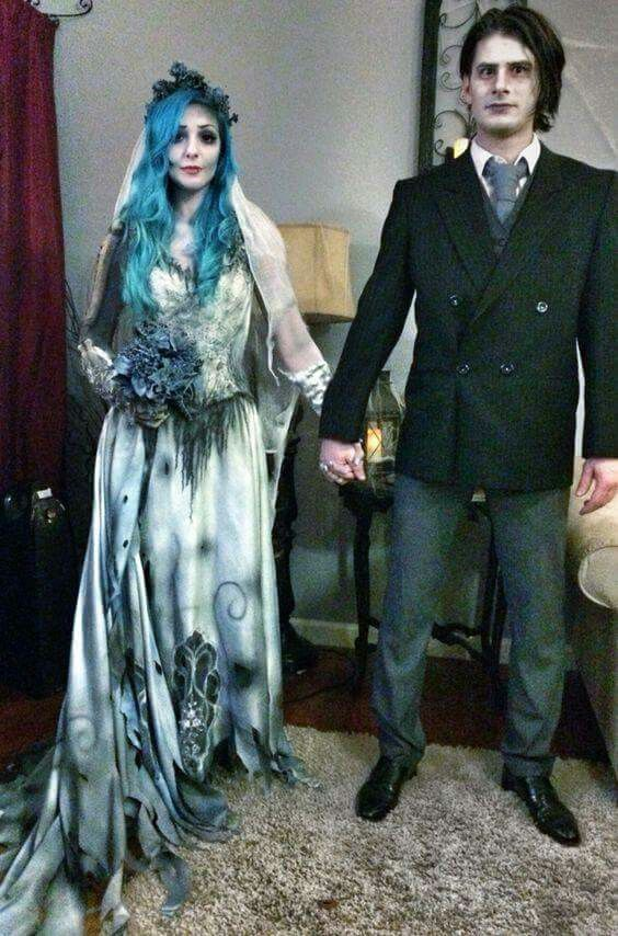 the corpse bride - The Corpse Bride Halloween Costume