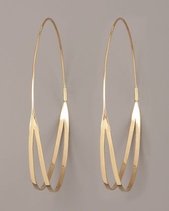 lana jewelry gold earrings