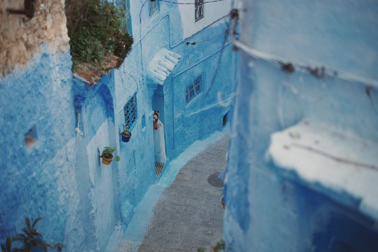 Chefchaouen by Etjourn