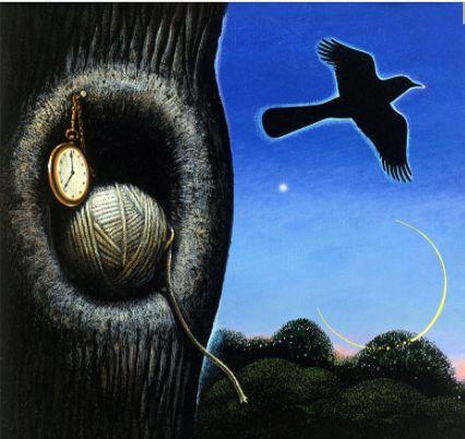 Original art for the 1987 cover of Harper Lee's  To Kill a Mockingbird: