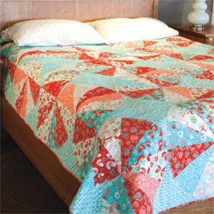 82 best queen size quilts images on pinterest queen quilt queen morning stroll modern fan queen size quilt pattern designed and machine quilted by tammy silvers pattern fandeluxe Image collections