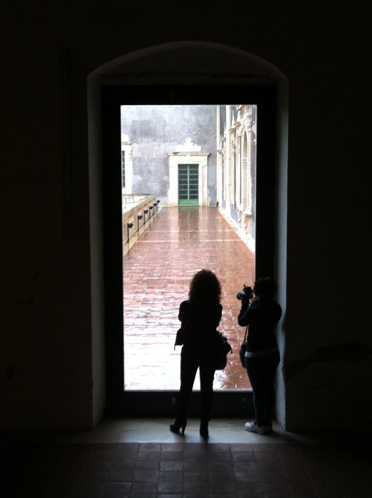 #invasionidigitali #liberiamolacultura #monasterocatania #siciliainvasa @benedettini_oc @oculturali