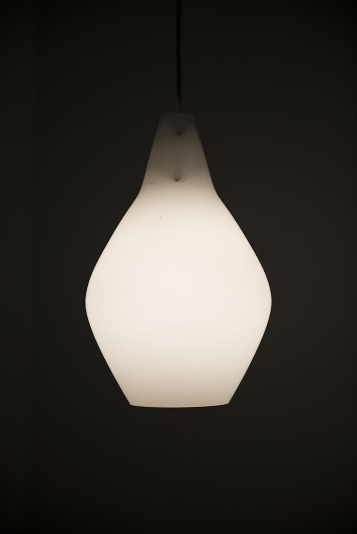 Lisa Johansson-Pape Onion ceiling lamp by ASEA at Studio Schalling #midcenturymodern