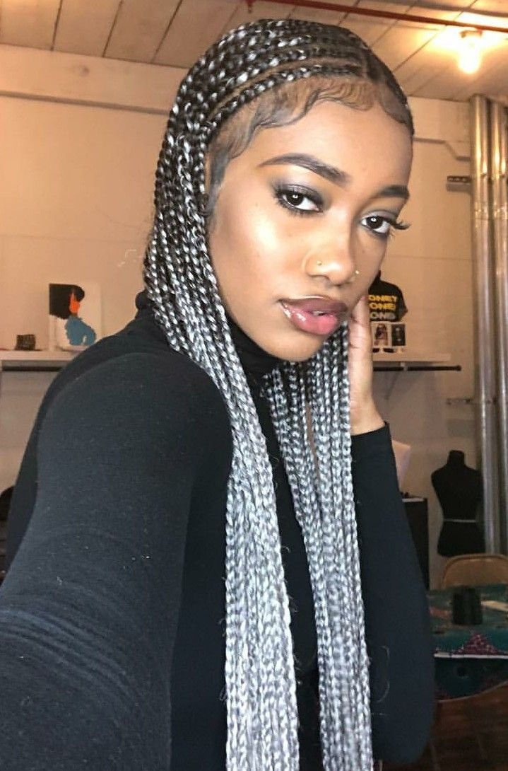 50 African Hair Braiding Styles Ideas For Extra Inspiration Thrivenaija African Hair Braiding Styles Braided Hairstyles African Braids Hairstyles