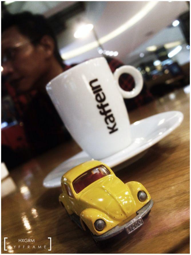 Coffee? #tomica