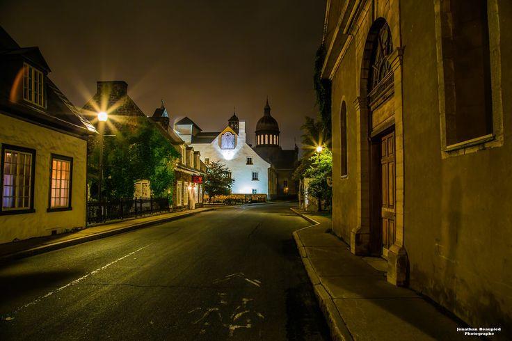 Trois-Rivières la nuit Photo : Jonathan Beaupied  #TResTR #nuit #soir #troisrivieres #qcoriginal