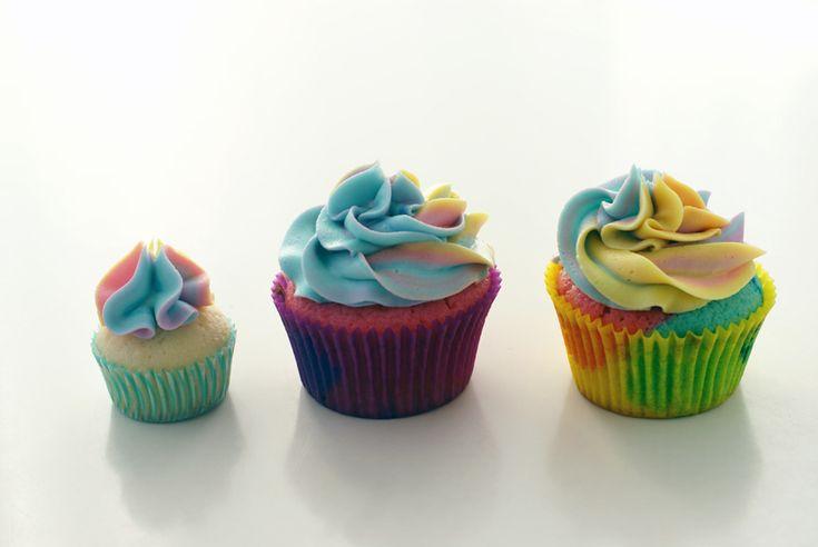 The Rainbow Connection: Kai's Rainbow Cupcakes Birthday | Coco Cake Land - Cake Tutorials, Cake Recipes, Cake Blog, Cakes Vancouver