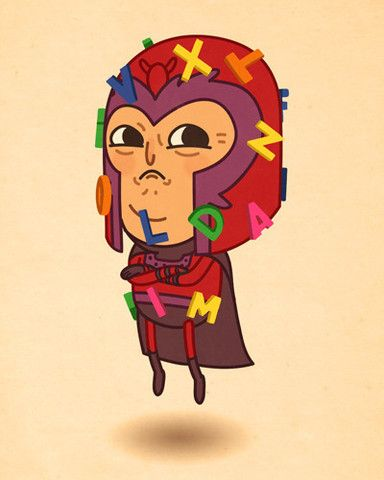 Artist Mike Mitchell takes some of the most-loved pop culture characters and puts them in ironic situations.
