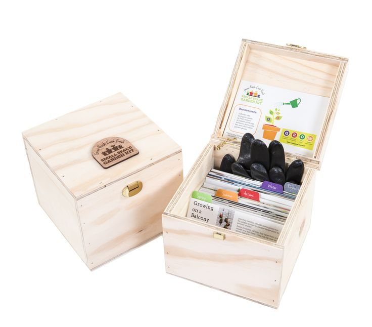 Small Space Garden Kit