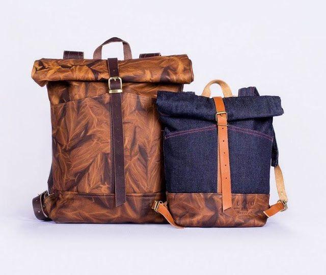 Quinta trends: Lemu handmade: bolsos y mochilas con esencia sureñ...