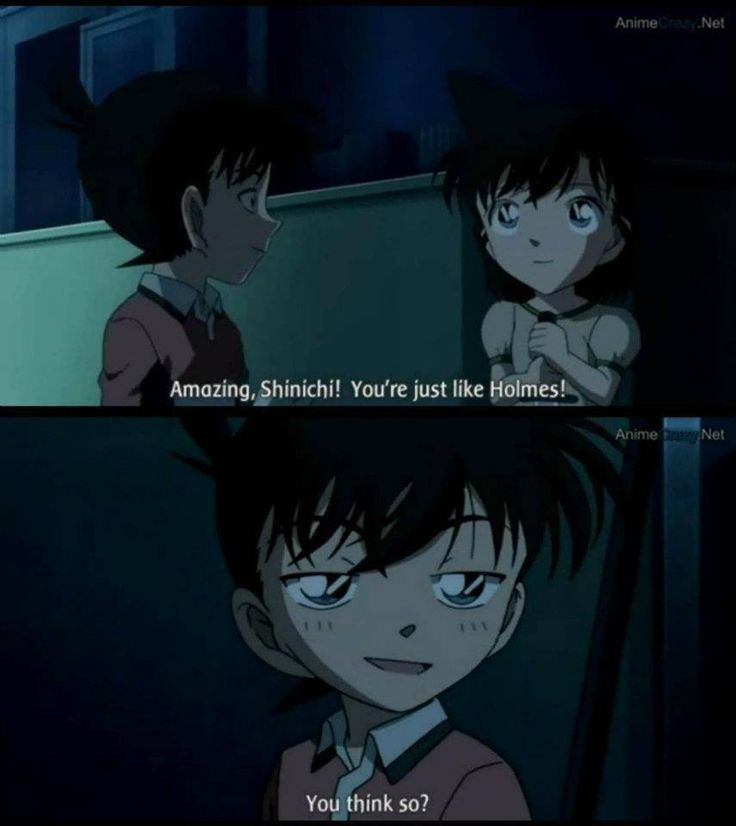 Case Closed Detective Conan Episode One: Just Like Holmes