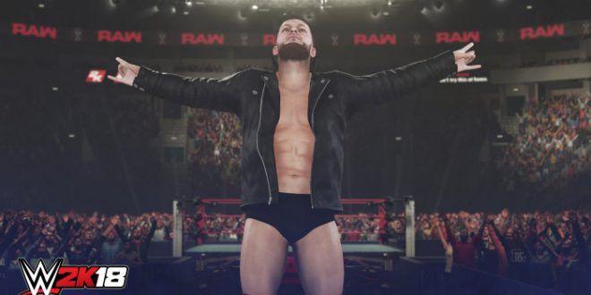 WWE 2K18 estará disponible el 17 de octubre de 2017 #WWE2K18