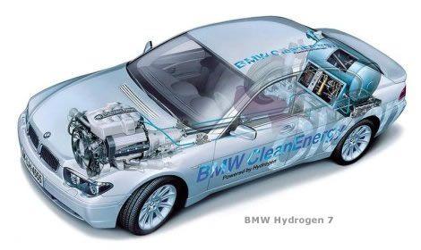 afortunadamente el sector automiriz esta tomando cartas para disminuir el impacto ambiental desarrollando fuentes de propulsion alternas como celdas de combustible, motores de hidrógeno