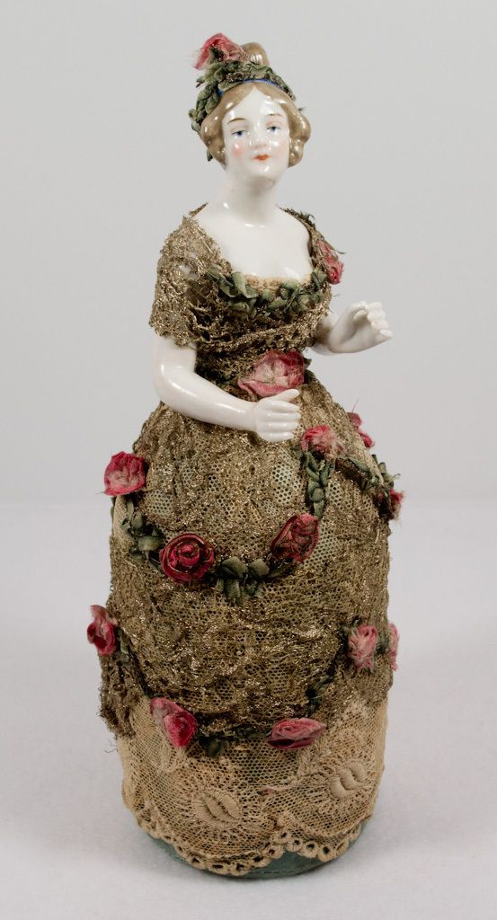 Elegant Half Doll Arms Away from vermeercollectibles on Ruby Lane