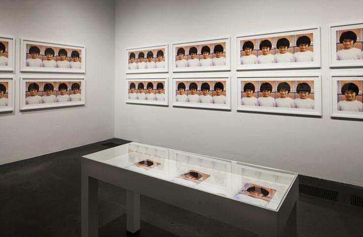 Alfredo Jaar | A Hundred Times Nguyen | 1994 | at Kiasma, Helsinki, 2014