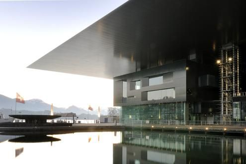 KKL (Culture and Congress Ceenter) Luzern - Jean Nouvel