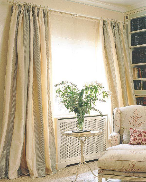 Las 25 mejores ideas sobre im genes de cortinas para - Ventanas con cortinas ...