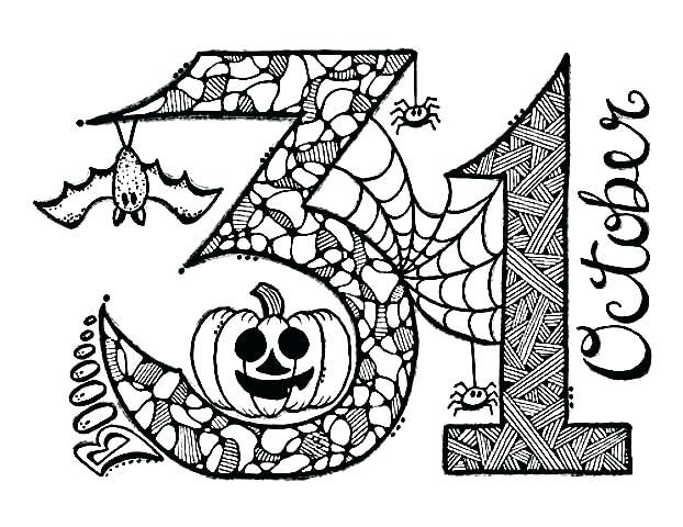 October Coloring Pages Best Coloring Pages For Kids Free Halloween Coloring Pages Halloween Coloring Pages Fall Coloring Pages