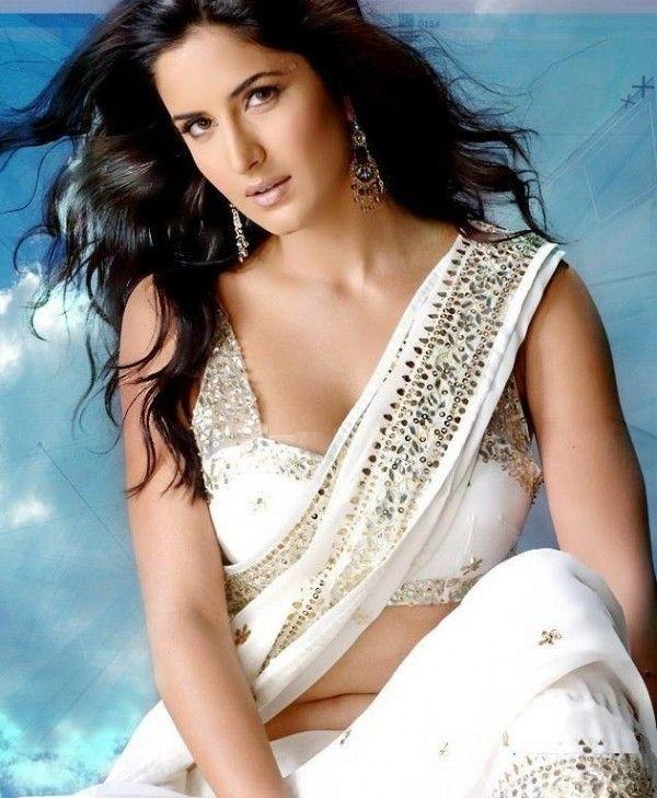 Katrina Kaif Fabulous Saree