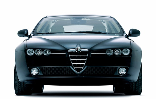 My previous car. 2009 Alfa Romeo 159 Lusso, 1.9 JTDm.