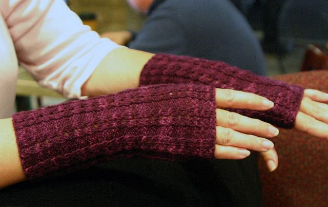 """Lace fingerless mitts inspired by the song """"At Last"""", recorded in 1961 by Etta James…"""