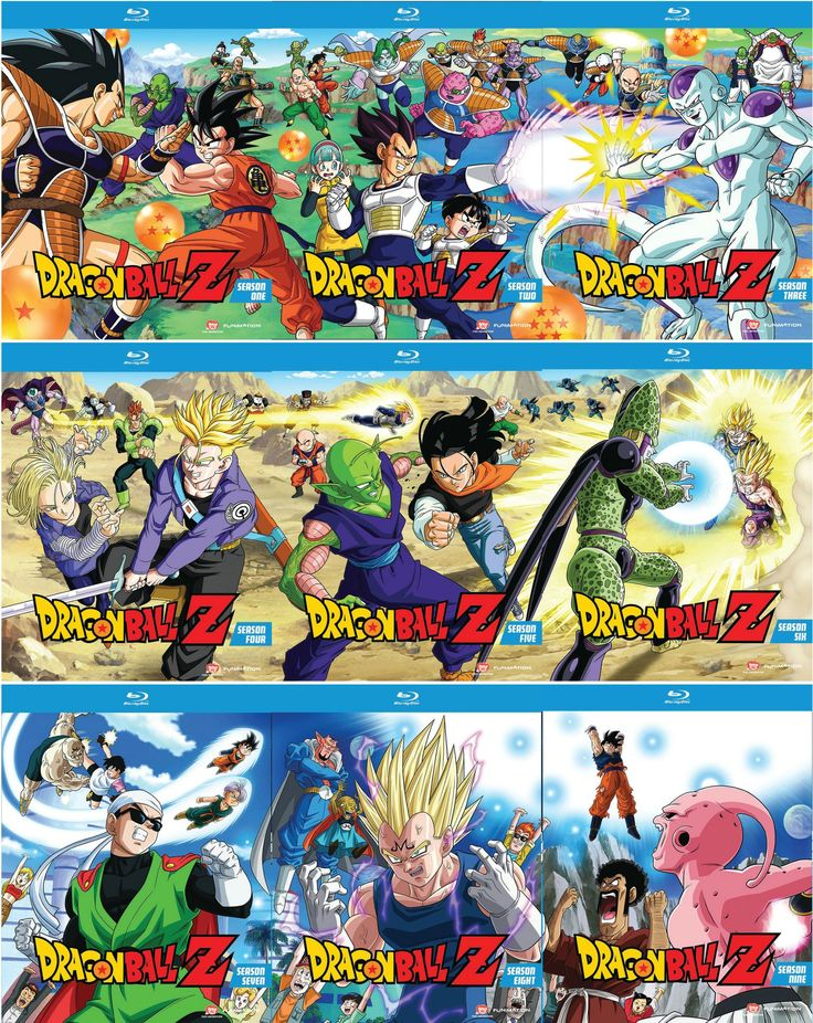 Dragon Ball Z Blu Ray - Visit now for 3D Dragon Ball Z shirts now on sale!