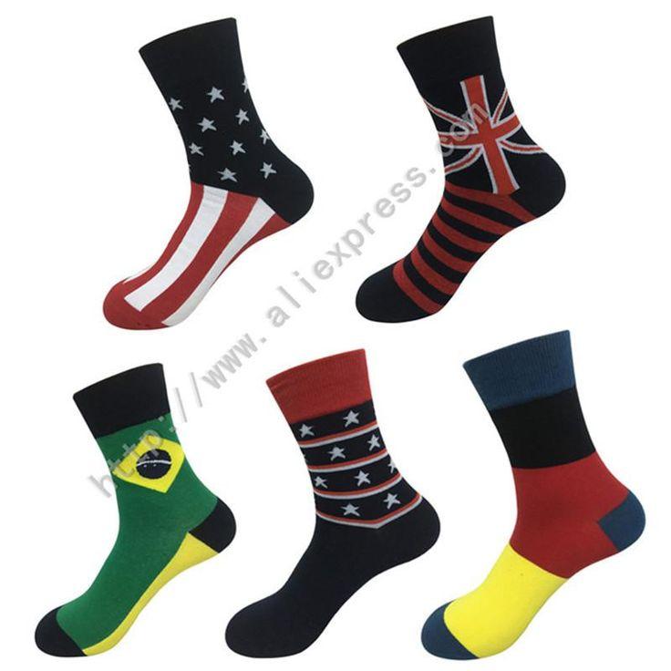 5Pair New Style National Flag Socks Male Fashion Casual In Tube Harajuku Socks. Item Type: SockGender: MenSock Type: CasualBrand Name: RuiRosyMaterial: Cotton,Polyester,SpandexThickness: StandardModel Number: 8702Color: Black Socks White Socks Gray SocksSize: EUR:39-45 US:7.5-12Season: Spring Socks,Summer Socks,Autumn Socks,Winter SocksStyle: Elite Socks,Basketball Socks,Sport Socks,Athletic SocksType: Brand Socks,Outdoor Socks,Cotton Socks,Running SocksItem Type: Thermal Socks,Thick…
