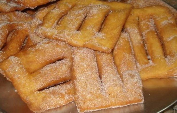 Coscorões de Noël (recette traditionnelle portugaise)