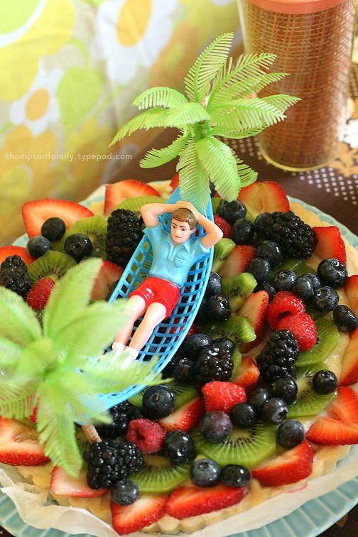 Great fruit idea from Thompson Family