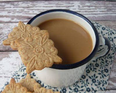 Az áfonya mámora: Gyömbéres keksz