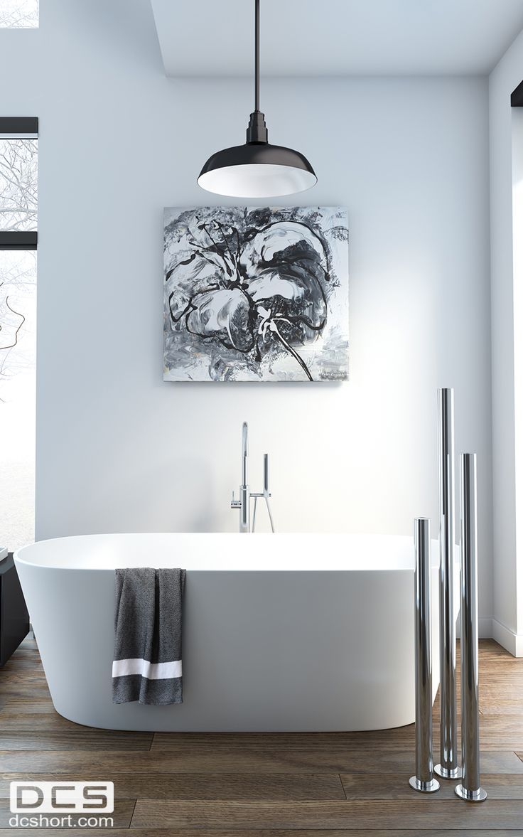 Sale white amp black designer heated towel rails bathroom radiators - Dcs Truego Vertical Luxurious Floor Mounted Heated Towel Rail Ideal For Minimalist D Cor Available In Mirror Finish Satin Matte Black And Matte White