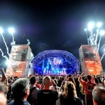 """WDW2012 BY NIGHT – DUCATI RACERS AND US-BASED BAND, """"DUCATI ALL STARS"""""""