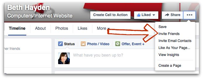 Please, please don't ask my to Like your Facebook Page! Click here to find out why....