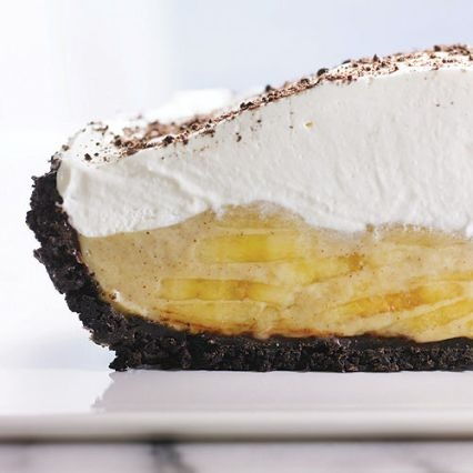 Recipes | Banana Cream Pie with Chocolate and Cinnamon | Sur La Table