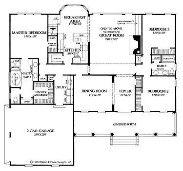 Side split house floor plans thefloors co for Side split house designs