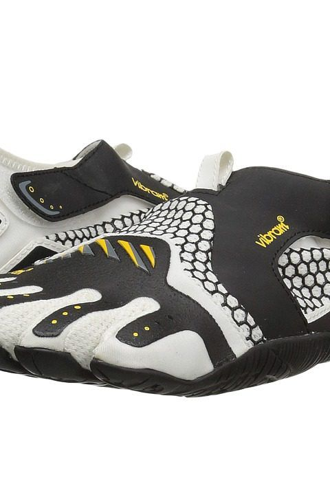 Vibram FiveFingers Signa (White/Black) Women's Shoes - Vibram FiveFingers, Signa, 17W0202, Footwear Closed General, Closed Footwear, Closed Footwear, Footwear, Shoes, Gift, - Street Fashion And Style Ideas