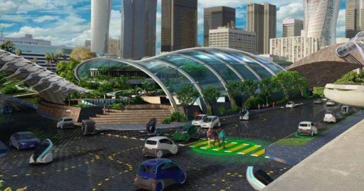 H Ford οραματίζεται την πόλη του μέλλοντος