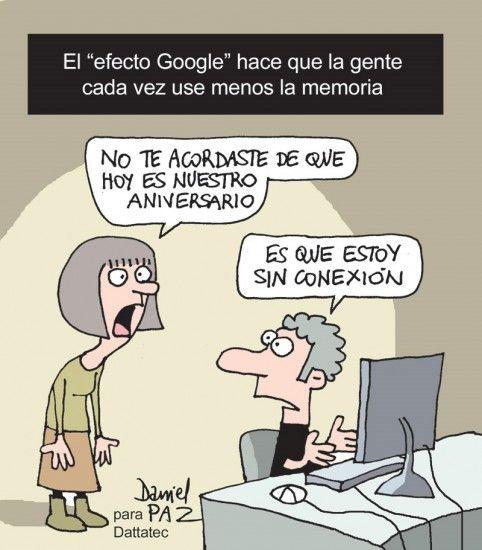Internet y los modernos trastornos psicológicos #Humor