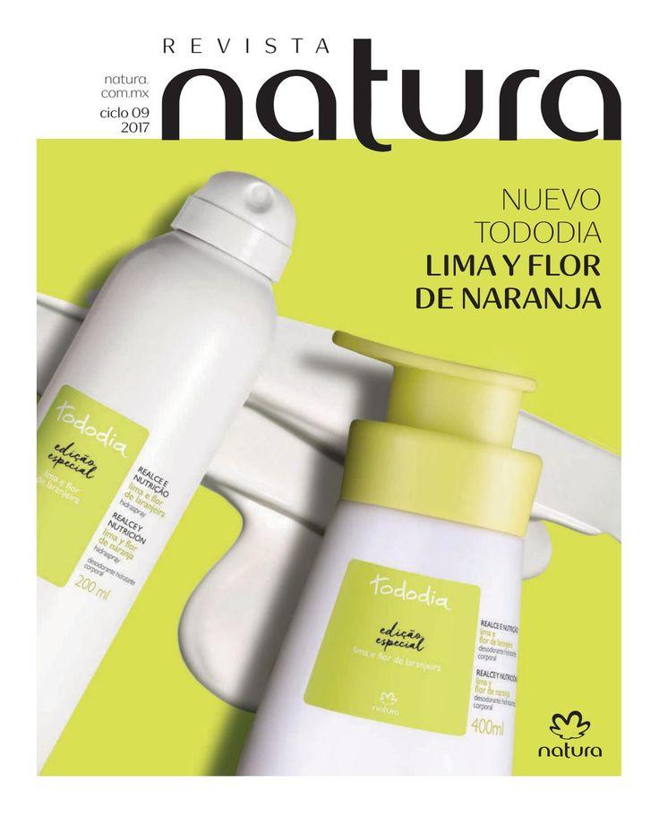 Revista Natura México Ciclo 09 by Cosméticos Natura en Puebla - issuu