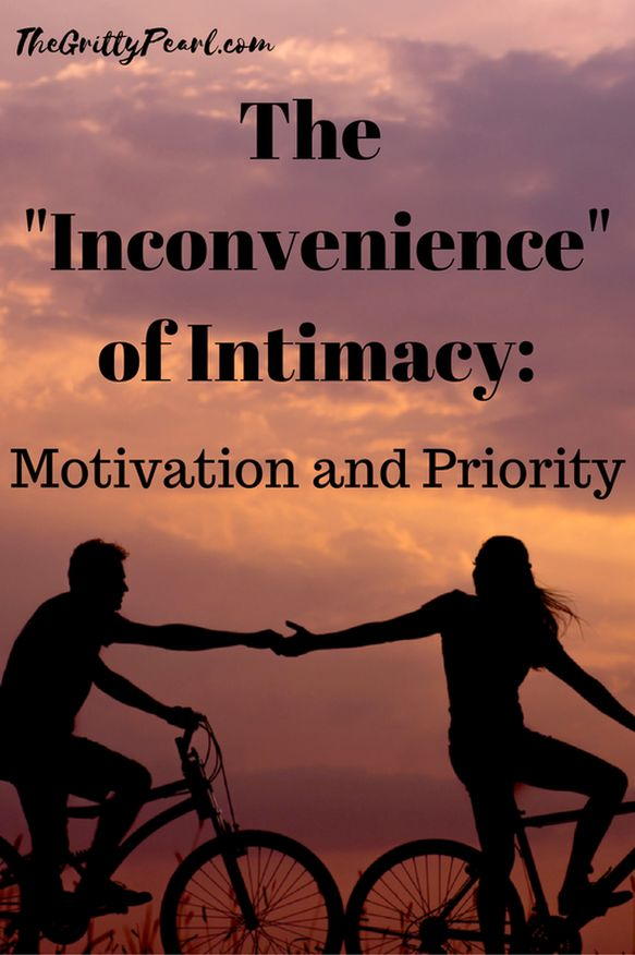 The importance of physical intimacy