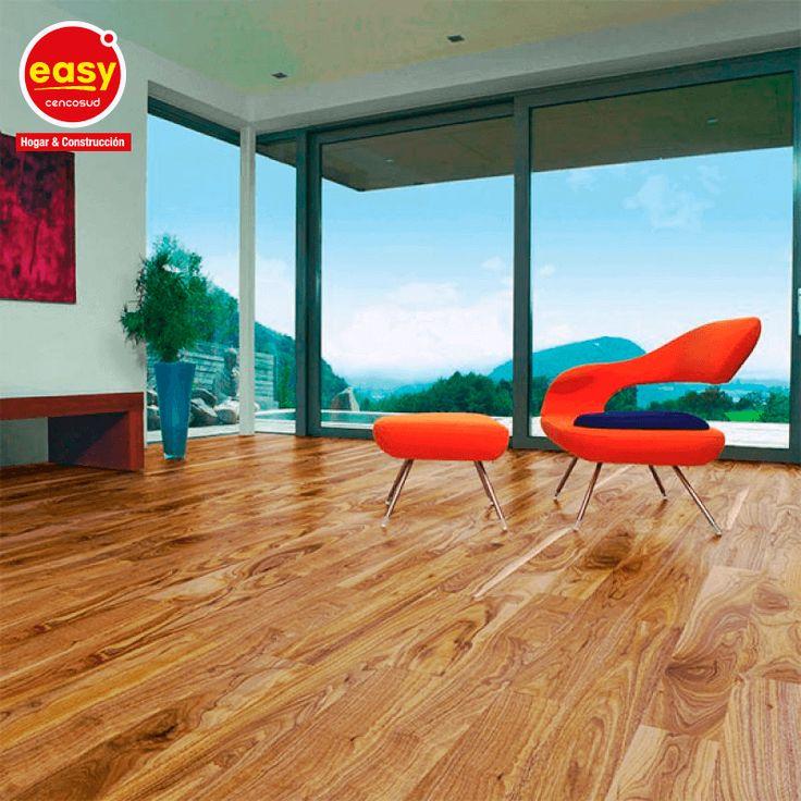 Disfruta de tu hogar con el piso adecuado para cada espacio. FeriaDePisosyParedes #Pisos #Easy #Feria #Paredes #Deco #Flot #Brillante