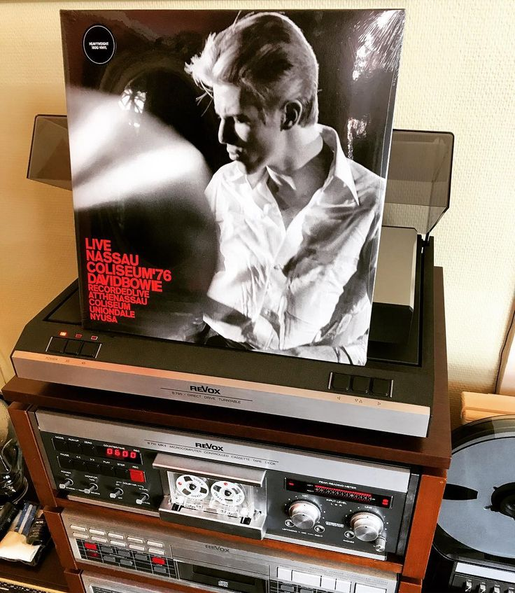 David Bowie - Live at Nassau Coliseum '76 At some point you have all Bowie albums you like ... and then you go for live albums and /or bootlegs to get that certain extra depth in the musical experience. This Live at the Nassau Coliseum (first only available in the bootleg circuit) concentrates on the earlier Bowie period of Ziggy Stardust, Hunky Dory etc. That's what makes this record a real favorite of mine as that is where the real creative Bowie peaked! But having said this I do like h...