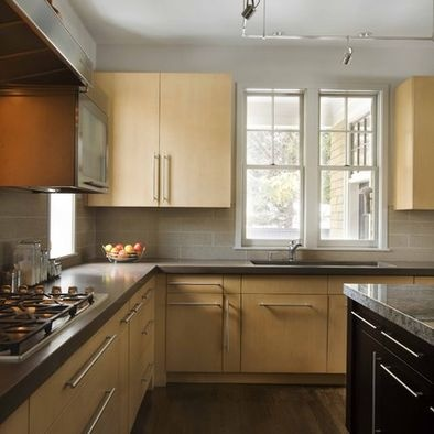 15 best images about Birch kitchen on Pinterest | Chocolate walls, Base cabinets and ...