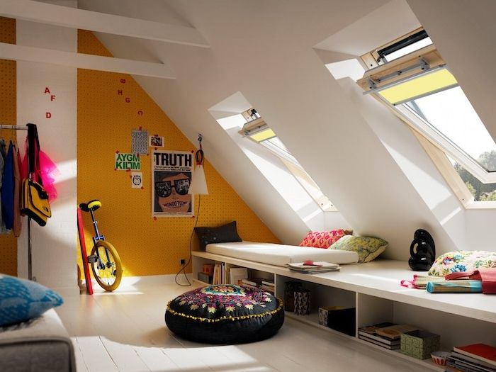 204 best WOHNIDEEN images on Pinterest - wohnzimmer ideen dachschrage
