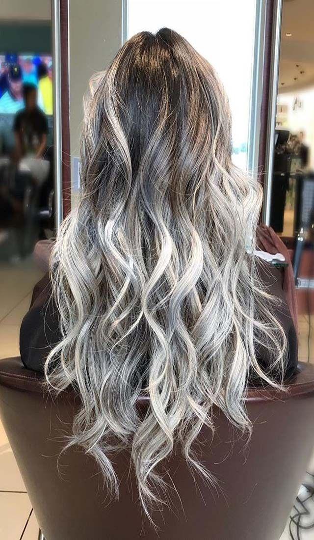 13++ Diy silver ombre hair ideas in 2021